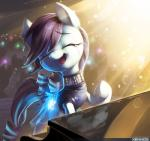 2015 clothed clothing coloratura_(mlp) crying cutie_mark earth_pony equine female feral friendship_is_magic glowing hair horse mammal musical_instrument my_little_pony open_mouth piano pony solo_focus tears xennos  Rating: Safe Score: 15 User: lemongrab Date: November 23, 2015