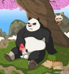 animated anthro balls bear cum cumshot dreamworks duo humanoid_penis kung_fu_panda lovkuma male mammal master_shifu masturbation orgasm overweight panda peeping penis po red_panda solo_focus voyeur   Rating: Explicit  Score: 14  User: xes  Date: June 19, 2014
