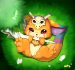 2014 arthropod balls butterfly cub cute feral fur gnar_(league_of_legends) insect league_of_legends male mammal nude penis skull solo taiyooh_(artist) teeth video_games weapon wings young   Rating: Explicit  Score: 3  User: zekromlover  Date: March 27, 2015