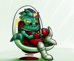 alien awesomenauts c0nnerc00n chair chameleon flower french leon_chameleon lizard male melee_weapon penis plant reptile rose scalie solo sword video_games weapon  Rating: Explicit Score: 3 User: playtoomuch Date: December 24, 2013