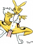 3_toes anthro blush breasts canine digimon digitigrade duo female fox fur jimp88 male male/female mammal markings nipples penetration pussy renamon sex simple_background toes vaginal vaginal_penetration white_background white_fur yellow_fur  Rating: Explicit Score: 1 User: APimpFromBuffalo Date: October 26, 2012