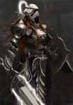 armor female hair halo hi_res knight long_hair magic melee_weapon red_hair shield solo spiral_knights sword three_rings unknown_artist valkyrie warrior weapon  Rating: Safe Score: 17 User: Mario583 Date: August 02, 2011