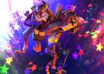 abs alex_the_lion feline fireworks galgard interspecies kissing lion madagascar male male/male mammal muscles tiger vitaly_the_tiger   Rating: Questionable  Score: 4  User: xes  Date: July 17, 2014