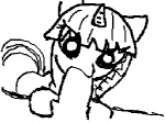 animated bamshark black_and_white duo equine erection fellatio female feral friendship_is_magic horn looking_at_viewer low_res male male/female mammal monochrome my_little_pony oral penis sex simple_background twilight_sparkle_(mlp) unicorn white_background  Rating: Explicit Score: 4 User: BamShark Date: September 20, 2012