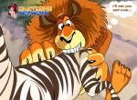 alex_the_lion dreamworks female madagascar male marty_the_zebra   Rating: Explicit  Score: -4  User: trolll  Date: March 11, 2014