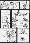 anthro comic monochrome nicole_watterson richard_watterson sad the_amazing_world_of_gumball vinoda   Rating: Safe  Score: 1  User: MejicanoMakesSmut  Date: March 11, 2015