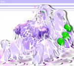 <3 abstract_background anthro anthrofied big_breasts blush breasts chubby cum cum_everywhere cum_in_pussy cum_inside cum_on_body cum_on_breasts cum_on_face cum_on_feet cum_on_ground cum_on_leg cum_on_tail dripping female goodra green_eyes huge_breasts looking_at_viewer messy nintendo nipples nude pokémon pussy sitting smile solo thick_thighs video_games wide_hips ymbk  Rating: Explicit Score: 8 User: chdgs Date: November 15, 2015