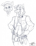 anthro balls canine dog male mammal paw_patrol penis rocky_(paw_patrol) solo wolfblade  Rating: Explicit Score: 6 User: Pokelova Date: October 04, 2015
