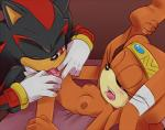 blush breasts duo eyes_closed female incognition lying male male/female nipples one_eye_closed open_mouth orgasm red_eyes shadow_the_hedgehog sonic_(series) tikal_the_echidna tongue vaginal  Rating: Explicit Score: 7 User: Midnight_Daydream Date: December 22, 2015