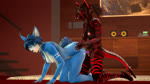 16:9 3d_animation 3d_(artwork) all_fours animated anthro anthro_on_anthro anthro_penetrated anthro_penetrating anthro_penetrating_anthro bent_over blue_fur blue_hair bouncing_breasts breasts canid canine canis claws devilscry digital_media_(artwork) dildo doggystyle domination duo fan_character feet female female_domination female/female fox from_behind_position fur hair hand_on_hip high_framerate inside interspecies julietheblack krystal loop mammal markings nintendo nipples no_sound nude open_mouth penetration pussy sex sex_toy short_playtime source_filmmaker star_fox strapon thrusting vaginal vaginal_penetration video_games white_fur white_markings wolfRating: ExplicitScore: 8User: DevilsCryDate: August 21, 2019