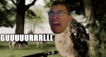 :o animated avian bird black_feathers black_fur black_hair black_nose black_skin bovine cattle english_text eyewear feathers fence fur glasses grass hair human humor leaf leaves male mammal mark_fischbach markiplier meme open_mouth outside owl plant sassy short_hair sky teeth text tongue tree unknown_artist walking white_feathers white_fur wood   Rating: Safe  Score: 91  User: WiiFitTrainer  Date: April 23, 2013