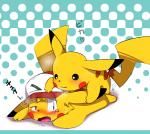 anal animated ash_ketchum ashchu blush gay korokke1984 male nintendo pikachu pokémon sweat video_games   Rating: Explicit  Score: 17  User: DragonRanger  Date: April 11, 2014