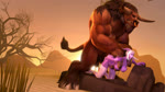 16:9 2016 3d_(artwork) <30_second_webm animated anthro balls bovine breasts brown_fur cum cum_inside digital_media_(artwork) draenei duo erection facial_piercing female fur galian-beast hooves horn humanoid male male/female mammal nipples no_sound nose_piercing nose_ring nude penis piercing rock septum_piercing size_difference tauren tree video_games warcraft