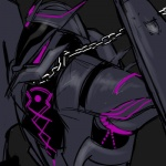 2012 ambiguous_gender bdsm bondage bound chain decepticon decepticon_insignia machine mechanical not_furry pet robot soundwave transformers transformers_prime   Rating: Safe  Score: 0  User: shadey  Date: August 31, 2012
