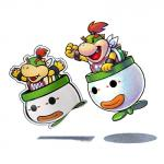 anthro bowser_jr. chibi claws duo fangs green_scales hair horn koopa_clown_car mario_&_luigi:_paper_jam mario_bros multicolored_scales nintendo official_art ponytail red_hair scales simple_background spikes two_tone_scales unknown_artist video_games white_background yellow_scales  Rating: Safe Score: 2 User: Rad_Dudesman Date: November 05, 2015
