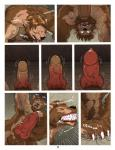animal_genitalia animal_penis anthro balls big_muscles big_penis black_nose blood brown_fur brown_hair canine canine_penis chest_tuft claws clenched_teeth comic eyes_closed fangs fur growth hair hand_on_penis humanoid_penis knot male mammal muscle_growth muscular nipples nude open_mouth partially_retracted_foreskin penis penis_growth precum retracted_foreskin saliva solo teeth thick_penis transformation tuft uncut vein veiny_penis were werewolf wfa  Rating: Explicit Score: 20 User: Yosemite095 Date: February 26, 2016