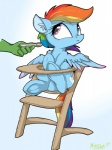 2015 cute dissembodied_hand equine female feral friendship_is_magic human mammal mistydash my_little_pony pegasus rainbow_dash_(mlp) wings  Rating: Safe Score: 8 User: Robinebra Date: November 28, 2015