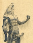 abs anthro balls biceps big_penis donkey equine erection eyes_closed fist flexing fur humanoid_penis male mammal muscular nude pecs penis pose presenting scar sheath sketch solo standing tush vein  Rating: Explicit Score: 11 User: confused Date: May 24, 2013