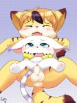 clyndemoon cub digimon duo female gatomon male penis pussy pussy_juice sex skynex young   Rating: Explicit  Score: 4  User: skynex  Date: March 05, 2015