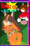 2015 akatsukishiranui-fox anthro badger big_breasts breasts butt canine comic english_text fan_character female fox male mammal mustelid sonic_(series) sticks_the_jungle_badger text  Rating: Questionable Score: 6 User: Robinebra Date: August 01, 2015