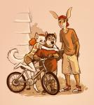 anna_jensen baseball_cap bicycle brown_fur canine cat cheap_thrills embrace erik_volta feline fur hat jeordie_maaltajik lagomorph mammal rabbit skateboard skurvy standing white_fur wolf  Rating: Safe Score: 2 User: hslugs Date: August 27, 2015