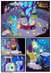 2015 absurd_res applejack_(mlp) blue_feathers blue_fur comic dialogue english_text equine feathers female feral fluttershy_(mlp) friendship_is_magic fur group hair hi_res horn horse luke262 mammal multicolored_hair my_little_pony pegasus pinkie_pie_(mlp) pony rainbow_dash_(mlp) rainbow_fur rainbow_hair rarity_(mlp) starswirl_the_bearded_(mlp) text twilight_sparkle_(mlp) winged_unicorn wings  Rating: Safe Score: 3 User: 2DUK Date: October 27, 2015