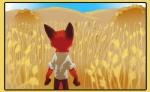 2016 anthro canine clothed clothing comic disney fox fur male mammal mistermead nick_wilde outside red_fur solo zootopiaRating: SafeScore: 21User: KinkshamingIsMyKinkDate: September 10, 2016