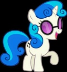 blue_hair cutie_mark equine eyewear female feral friendship_is_magic hair horn mammal multicolored_hair my_little_pony solo sweetie_belle_(mlp) unicorn vinyl_scratch_(mlp) young  Rating: Safe Score: 3 User: QuetzalcoatlColorado Date: March 03, 2016