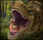 acidic bodily_fluids conditional_dnp dinosaur drooling duo evalion_(character) eyes_closed fangs feral gaping_mouth hi_res imminent_vore kobold male male/male mouth_shot open_mouth reptile rothar saliva saliva_on_tongue saliva_string scales scalie size_difference soft_vore teeth theropod throat tongue tongue_out tyrannosaurid tyrannosaurus tyrannosaurus_rex vore