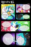 2015 changeling comic couple crying dialogue duo english_text equine fan_character female feral friendship_is_magic fur hair horn hug mammal my_little_pony open_mouth paper_(mlp) princess_cadance_(mlp) princess_celestia_(mlp) purple_eyes queen_chrysalis_(mlp) royalty tears text vavacung winged_unicorn wings  Rating: Safe Score: 10 User: Robinebra Date: July 08, 2015