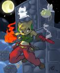 2014 anthro cave_story cosplay crossover curly_brace feline female fire gun katia_managan khajiit magic_user mammal moon night night_spirit pistol prequel ranged_weapon the_elder_scrolls themlt video_games weapon   Rating: Safe  Score: 9  User: ktkr  Date: February 14, 2014