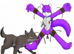 anthro balto balto_(film) bdsm bite blood bondage bound breasts canine cat dog duo feline female feral gore grape_jelly_(housepets!) housepets! hybrid male mammal masochism nude pussy scissors shadowprints stab webcomic what wolf   Rating: Explicit  Score: -18  User: Sods  Date: April 12, 2013