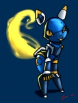 android anthro blonde_hair blue_background blue_body canine cat chibi cute e621 ear_markings esix facial_markings feline female fire fox glowing hair happy keishinkae lagomorph machine mammal markings mascot mascot_contest open_mouth pose rabbit raised_tail robot rodent simple_background smile solo squirrel tongue tongue_out yellow_eyes yellow_markings  Rating: Safe Score: 13 User: Esix Date: March 04, 2010