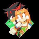 anthro blue_eyes cylent-nite_(artist) duo echidna hedgehog mammal monotreme red_eyes shadow_the_hedgehog sonic_(series) tikal_the_echidna   Rating: Safe  Score: 3  User: Rad_Dudesman  Date: March 28, 2015