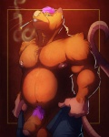 cigarette clothing donryu looking_at_viewer male mammal musclegut muscular nipples pecs penis pubes rat rodent smoke smoking solo uncut undressing  Rating: Explicit Score: 14 User: TuttiFrutti Date: June 09, 2015