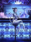 12-tf bar bodysuit cat feline female glass piercing sitting skinsuit solo   Rating: Safe  Score: 13  User: ippiki_ookami  Date: November 03, 2011