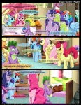 2012 apple_bloom_(mlp) applejack_(mlp) birthday blue_eyes blush book comic cub cupcake cutie_mark derpy_hooves_(mlp) dialogue door dragon dragon_you_over! english_text equine female feral fluttershy_(mlp) food friendship_is_magic green_eyes green_scales group hair horn horse kitsune_youkai male mammal mr_cake_(mlp) mrs_cake_(mlp) multicolored_hair my_little_pony party pegasus pink_eyes pink_hair pinkie_pie_(mlp) pony purple_body purple_eyes rainbow_dash_(mlp) rarity_(mlp) red_eyes scalie scootaloo_(mlp) sibling sisters spike_(mlp) text twilight_sparkle_(mlp) unicorn wings young   Rating: Safe  Score: 6  User: slyroon  Date: April 12, 2013