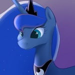 2015 cute equine female feral friendship_is_magic horn khorme mammal my_little_pony princess_luna_(mlp) smile solo winged_unicorn wings   Rating: Safe  Score: 13  User: Robinebra  Date: January 31, 2015