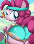 butt camel_toe clothed clothing earth_pony equine female feral friendship_is_magic hair horse looking_back mammal my_little_pony pink_hair pinkie_pie_(mlp) pony sip_i.a. solo tight_clothing  Rating: Questionable Score: 11 User: JGG3 Date: June 19, 2015