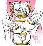 <3 amy_rose anthro areola balls big_breasts bound breasts captured crying cum cum_in_nipples cum_inside ear_piercing erection female group group_sex hair hedgehog male male/female mammal nipple_penetration nipples nude orgasm penetration penis piercing pink_background sex simple_background sonic_(series) sparrow_(artist) tears threesome  Rating: Explicit Score: 19 User: Robinebra Date: October 01, 2013