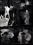 black_and_white comic english_text ghost human male mammal marowak monochrome nintendo pokémon qlock spirit text video_games  Rating: Questionable Score: 0 User: slyroon Date: November 09, 2014