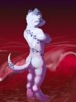 anthro butt canine dalmatian dog fur hi_res hyenahyena male mammal nude sea_salt solo white_fur  Rating: Questionable Score: 3 User: slyroon Date: May 31, 2012