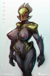 2014 areola armor big_breasts big_thighs biomechanic breasts female gynoid helmet huge_breasts neurodyne nipples organic plain_background pose shiny sketch solo standing suit thick_thighs thighs voluptuous warframe wide_hips   Rating: Explicit  Score: 9  User: xn0  Date: April 20, 2014