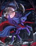 2015 equine female feral friendship_is_magic halberd horn mammal melee_weapon my_little_pony polearm princess_luna_(mlp) solo weapon winged_unicorn wings yakovlev-vad  Rating: Safe Score: 24 User: Robinebra Date: July 16, 2015