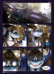 anthro breasts comic conditional_dnp dialogue english_text eyewear female fish goggles hyena jasper_(scappo) kaila_(scappo) male mammal marine scappo shark suspenders text  Rating: Safe Score: 13 User: skulblakka Date: September 06, 2015