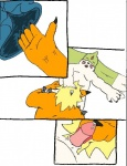 chubby claws comic digimon erection eyes_close gargomon leomon male male/male nude open_mouth oral penis precum sex tongue tongue_out   Rating: Explicit  Score: 0  User: Haze_Shenlong_1985  Date: May 27, 2015