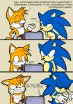 anthro blue_eyes comic duo eyes_closed green_eyes miles_prower molochtdl snot sonic_(series) sonic_the_hedgehog   Rating: Safe  Score: 17  User: chdgs  Date: April 15, 2015