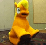 ambiguous_gender animated applejack_(mlp) convention costume creepy dancing earth_pony equine feral friendship_is_magic fursuit hair horse low_res mammal midwestria my_little_pony pony real scary solo what  Rating: Safe Score: -6 User: Bobrella Date: September 18, 2012