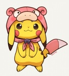 ambiguous_gender cute huiro nintendo pikachu pokémon shellder slowpoke solo video_games  Rating: Safe Score: 5 User: slyroon Date: December 26, 2014