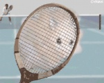 5:4 ambiguous_gender animated cyriak feral hamster humor low_res mammal midair not_furry peta rodent solo tennis tennis_court tennis_net tennis_racket what
